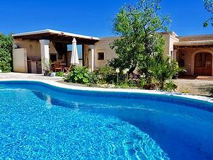 Ibiza Casa de Vacaciones Campo