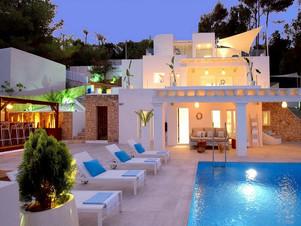 Holiday villa Beluga Ibiza