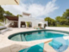 vakantie villa la vida Ibiza Cala Vadella