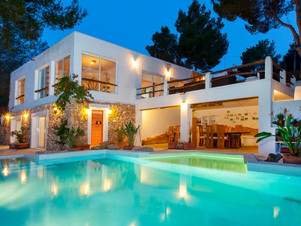 Holiday villa Vadella House Ibiza