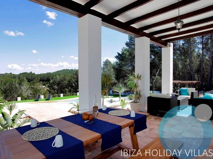 Veranda - Santa Gertrudis - Ibiza