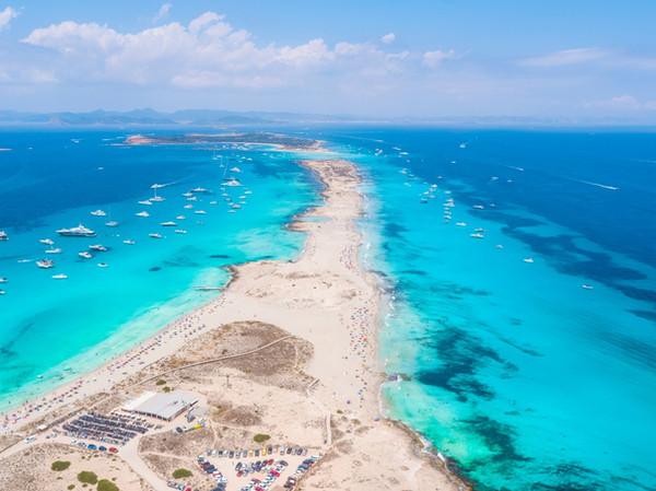 Playa Illetas Ibiza