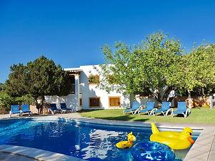 Holiday villa Grané 14 Ibiza