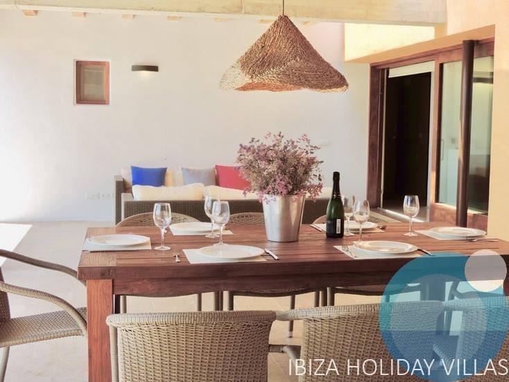 La Flor - Santa Agnés - Ibiza