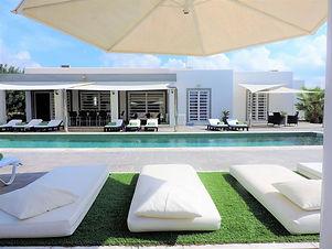 Vakantievilla Cabaña 8 Ibiza
