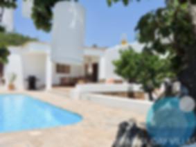 3 Bedroom Villas at Ibiza Holiday Villas