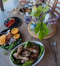 Catering Service Ibiza Holiday Villas