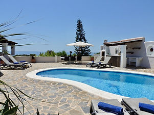 Vakantie Villa Vergera, Es Cubells