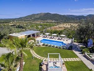 Holiday villa Xumeu Ibiza