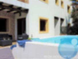 Vakantie Huis Alberca Ibiza