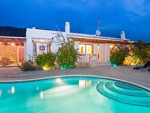 Vakantie Villa Estrella, Es Cubells