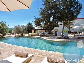 6 Bedroom Villas at Ibiza Holiday Villas