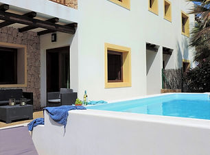 Holiday villa Alberca Ibiza