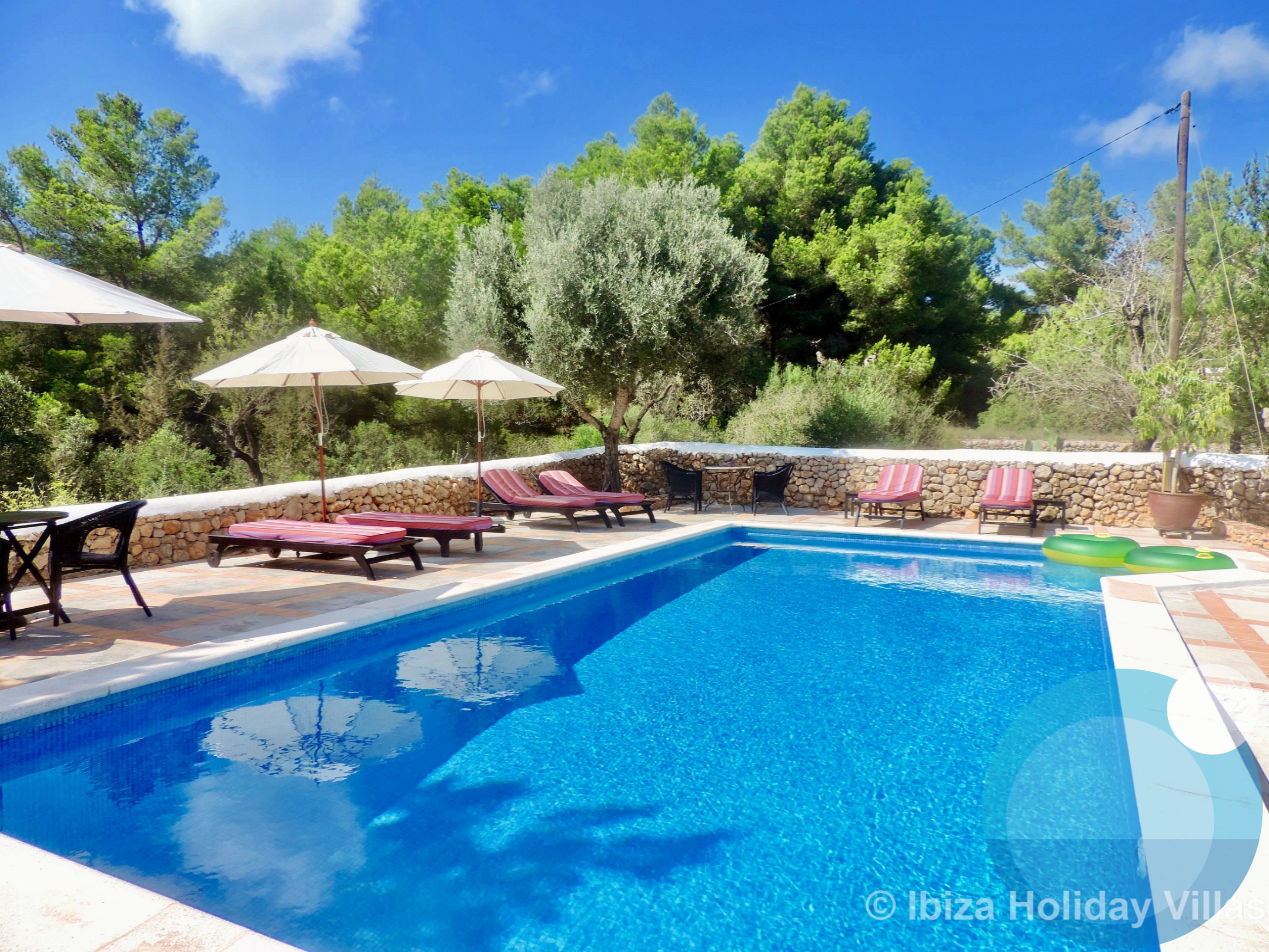 Holiday Villa Ibiza - Viña Vell