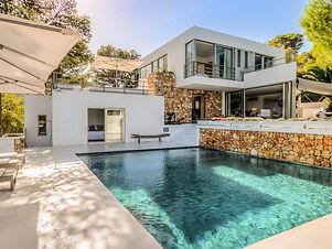 Holiday villa Ibiza Style Cala Moli