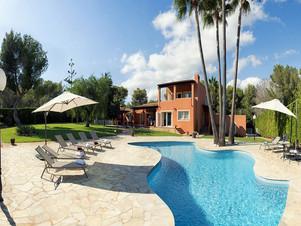 Vakantie Villa Palmeras , Cala Jondal