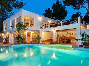 Ibiza Casa de Vacaciones Vadella House