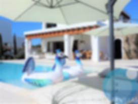 Vakantie Villa Agave