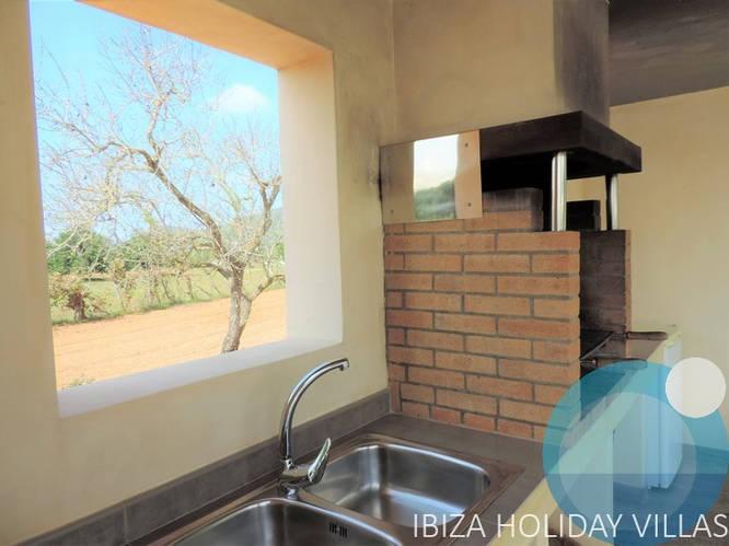 Cabaña 8 - Can Tomás - Ibiza
