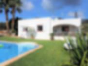 Maison de Vacance Ibiza El Olivo