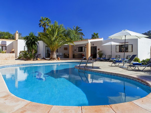Holiday villa Torrent Ibiza