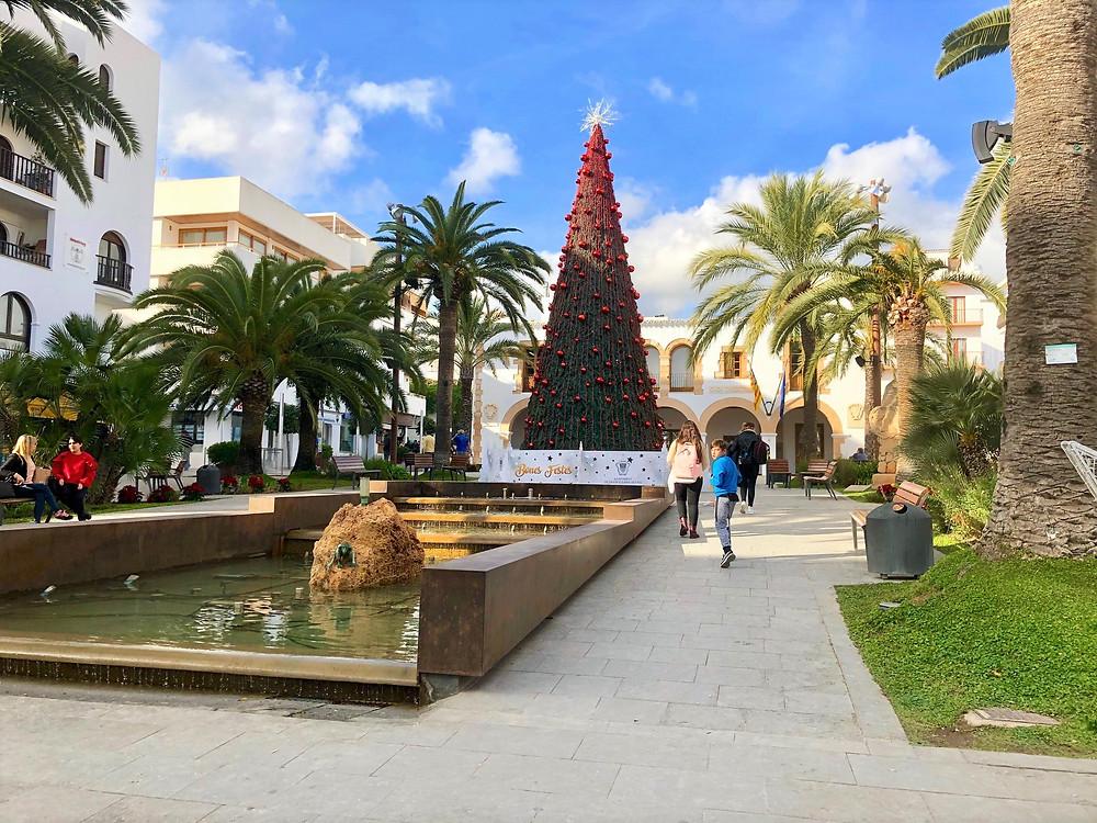 Santa Eulalia Kerst 2018