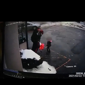 RPD Body Slams & Pepper-Sprayed Woman With Child- PAB Releases Statement **Security Video**