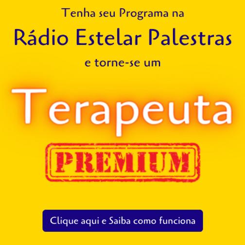 Rádio Estelar Palestras - Ter seu Programa