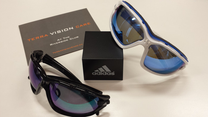 New Adidas Evil Eye Evo Sunglasses (prescription compatible)