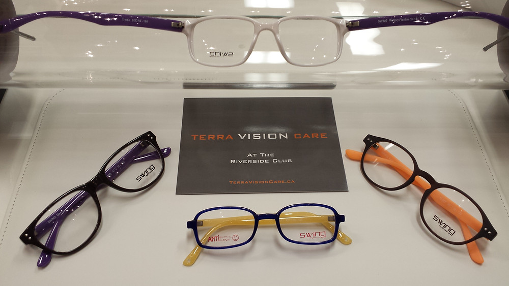 Swing Eyewear  Kids Terra Vision Care