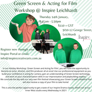 // 2021 Holiday Programs //