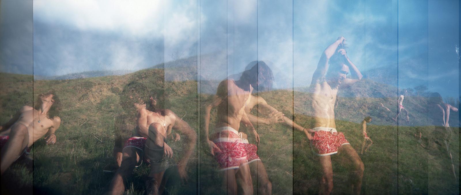 ©Musashi, Christo at Bronson Canyon