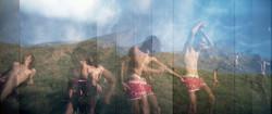 ©Sara Musashi, Christo At Bronson Canyon