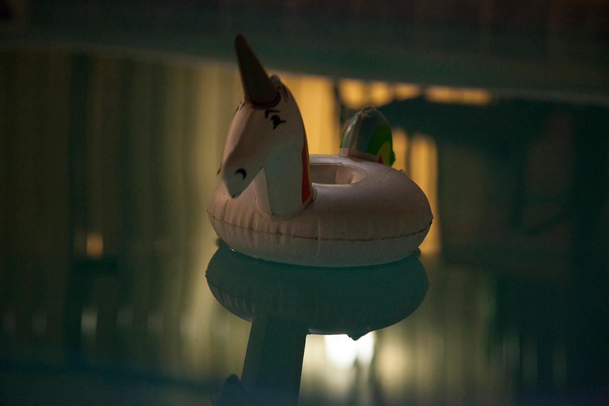 ©Sara Musashi, Water Kelpie