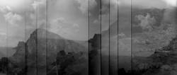 ©Sara Musashi, Cliffs and Clouds