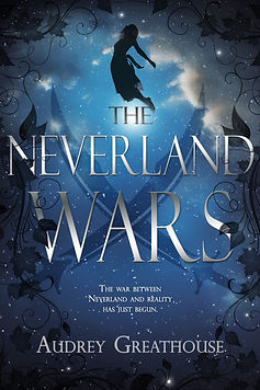 neverland wars a novel by author audrey greathouse