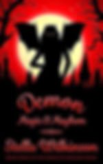 Demon Magic and Mayhem by Stella Wilkinson