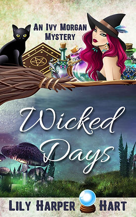 Wicked Days by Lily Harper Hart
