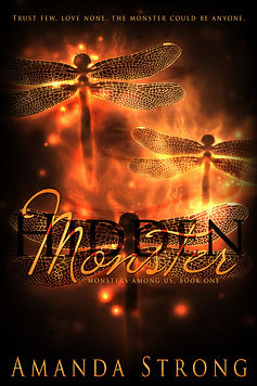 hidden monster a novel by author amanda strong
