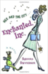 enchanted inc. a book by author shanna swendson