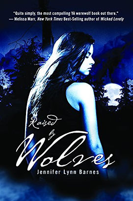 raised by wolves jennifer lynn barnes