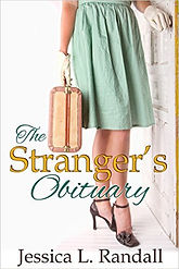 the stranger's obituary a book by author jessica l. randall