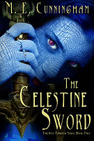 the celestine sword by M. E. Cunningham