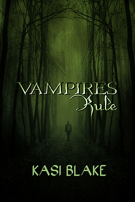 Vampire Rules book cover by Kasi Blake