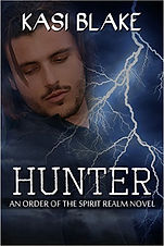 hunter a book by author kasi blake