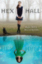 hex hall a book by author rachel hawkins