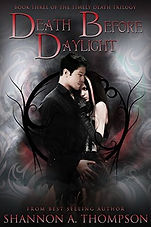 death before daylight a book by author shannon a thompson