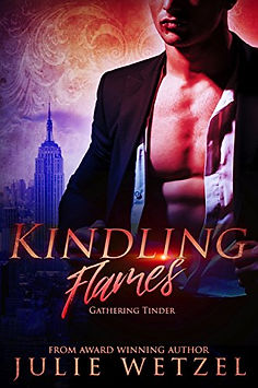 kindling flames by julie wetzel
