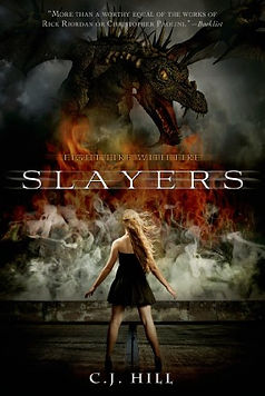 Slayers a book by C.J. Hill