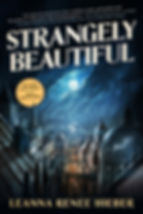 strangely beautiful a book by author leanna renee hieber